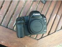 Canon 5d mk2 mk11 slr body only camera very low usage