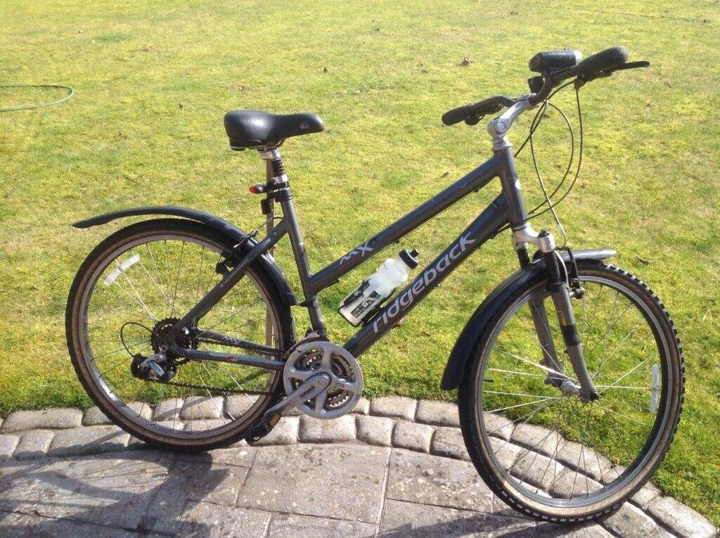 Ladies Ridgeback Mxk 21 Speed Mountain Bike In Arbroath