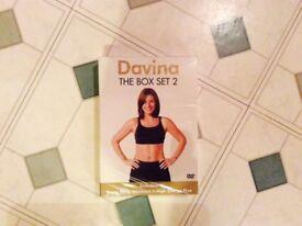 Davina workout DVDs