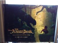Jungle book cinema poster