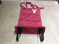 Wheeled travel bag 2 ( new )