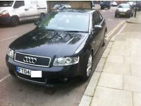 2004 Audi A4 1.8T Special Edition Saloon Good runner High miles