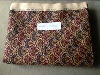 Laura Ashley vintage fabric, 'MUSICA'