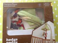 Mamas and Papas deluxe musical cot mobile - hodge podge - great condition. Finsbury Park