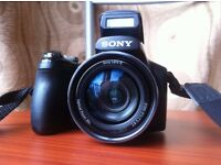 Sony Cyber Shot DSC-HX1 20x Zoom 9.1MP Digital Camera, 3.0 inch LCD + Ravelli Aplt2 Tripod