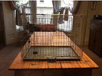 Dog Cage - medium sized