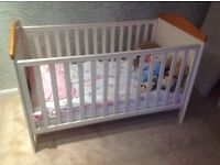 cot bed