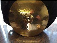 Sabian crash cymbal