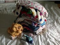 Huge bundle of 9-12 months baby clothes