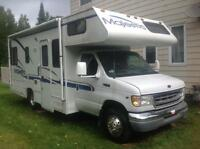 24' Majestic motor home , excellent shape , great deal !