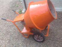 Cement mixer petrol