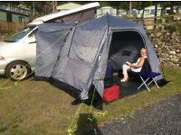 Drive away Campervan awning & groundsheet.