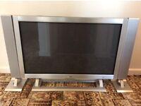42 inch Tiny plasma TV - good condition