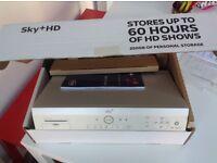 Sky+ HD 500GB Satellite Box white