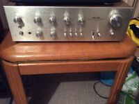 Rotel 612 amplifier .