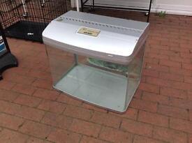 Aqua one 620 aquarium/fish tank