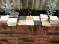 Tiles - new & used
