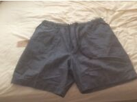 Men's Shorts Marks and Spencer size XL new with tags