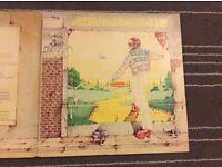 Vinyl album Elton John. Goodbye yellow brick Road. Double Album.