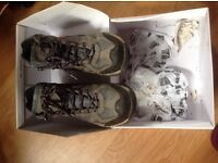 Ladies walking boots size 5