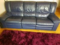 *3 SEATER & 2 SEATER SOFAS* RECLINERS. EXCELLENT CONDITION! PET & SMOKE FREE HOUSE.QUICK SALE !!!!