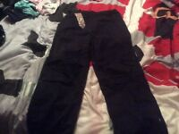 Maharishi pants genuine, unworn, brand new