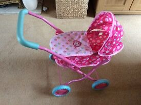 Early Learning Centre Cupcake Pram