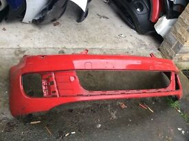 2010 ONWARDS VW GOLF GTD GTI MK6 FRONT BUMPER GENUINE