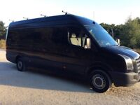 VW Crafter. 12 Months MOT. Drives perfectly. No Faults. NO VAT.