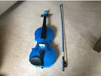 Violin blue 3/4