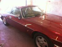 jaguar xjs 4.0 auto 1993 flamenco red