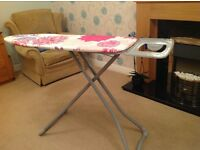 BNWOT Large Minky Ironing Board
