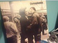 STEREOPHONICS : PERFORMANCE & COCKTAILS ! VINYL ALBUM