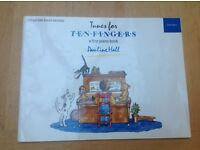Tunes for Ten Fingers A First Piano Book - Pauline Hall
