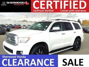2010 Toyota Sequoia Platinum 5.7L AWD|3M|REMOTE START|FULLY LOAD