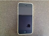 iPhone 5c 8gb yellow in excellent condition