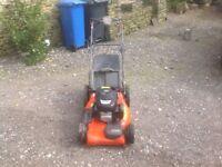 Husquavarna lc153v lawnmower petrol 530 cm cut