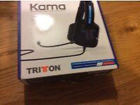 PS4 Kama Triton Stereo Headset
