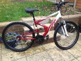 FS26 (Halfords) Apollo Mountain Bike - Great Price!