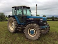 *FORD 7840 FOR SALE* NO VAT*
