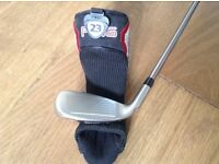 Ping G20 hybrid 23 degree regular shaft, excellent condition.