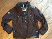 Superdy Men's Technical Wind Attacker jacket (M)
