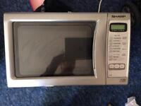 800w sharp microwave