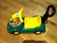 Fisher Price Electronic Farm Ride on