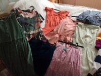 Girls clothes age 9-10 excellent condition.