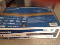 Panasonic blu ray disc player