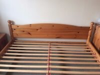 Pine Bedstead - SuperKing sized