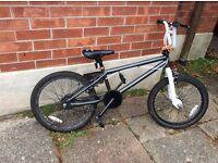 BMX Hustle X rated bike