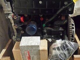 RENUALT TWINGO II 2012 COMPLETE ENGINE