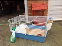 Indoor cage , rabbit , Guinea pig , possible free delivery